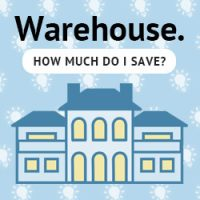 Warehouse & Industrial Buildings Energy Savings - LED Lighting Calculator