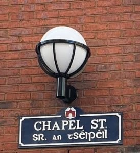 Chapel St. LED light upgrade