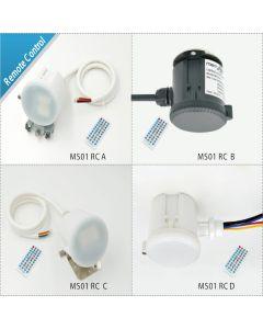 Microwave Dimming control sensor