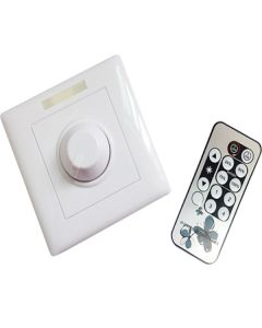 0-10v Remote control wall dimmer